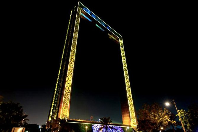 Billets Dubai Frame