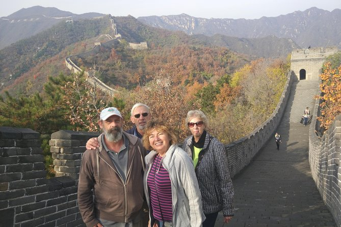 Private All-Inclusive Day Tour: Tiananmen Square, Forbidden City, Mutianyu Great Wall photo 3