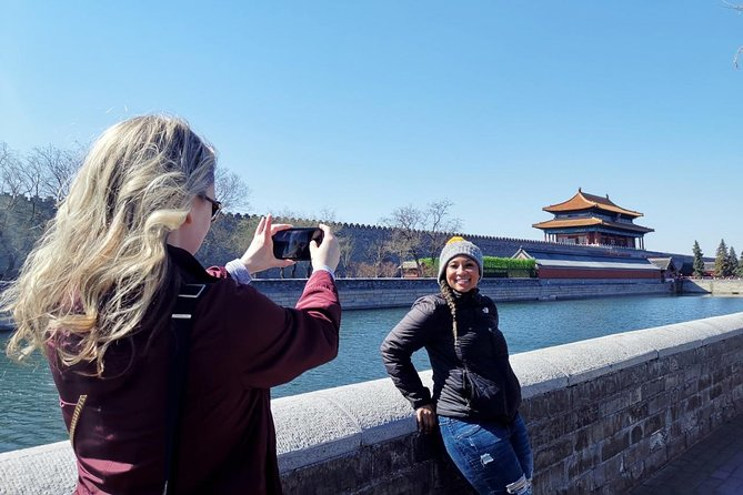 Private All-Inclusive Day Tour: Tiananmen Square, Forbidden City, Mutianyu Great Wall photo 10