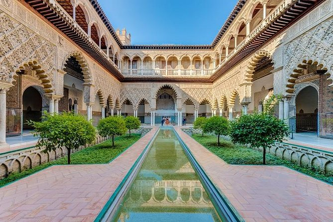 Seville Alcazar: skip the line private tour photo 1
