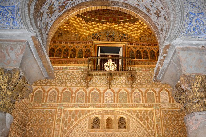 Seville Alcazar: skip the line private tour photo 3