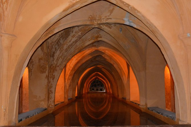 Seville Alcazar: skip the line private tour photo 4