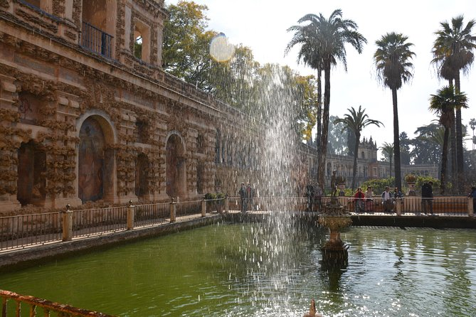 Seville Alcazar: skip the line private tour photo 8