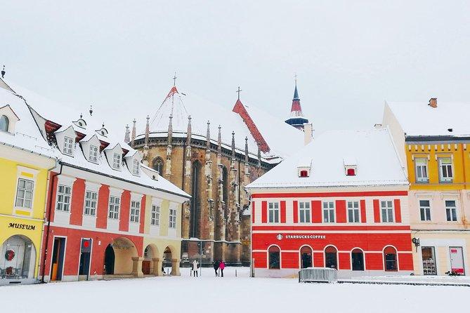 Dracula Castle, Peles and Transylvania, Private Tour