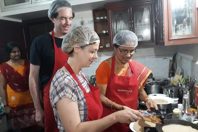 Cook and Dine with a Local in Fort Kochi!