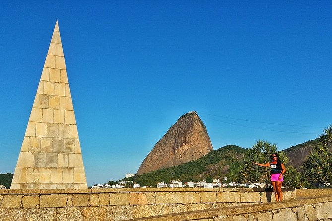 Running across Flamengo Park to the Sugar Loaf photo 6