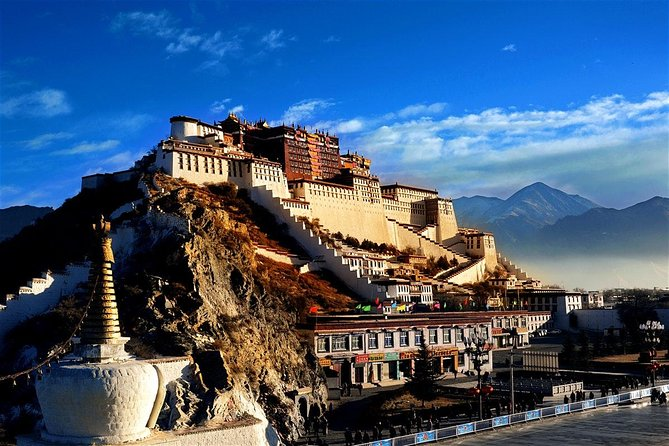 Fixed Departure to Lhasa Tour