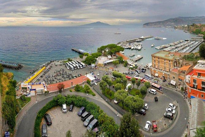 Discover Sorrento Tour With Tasting