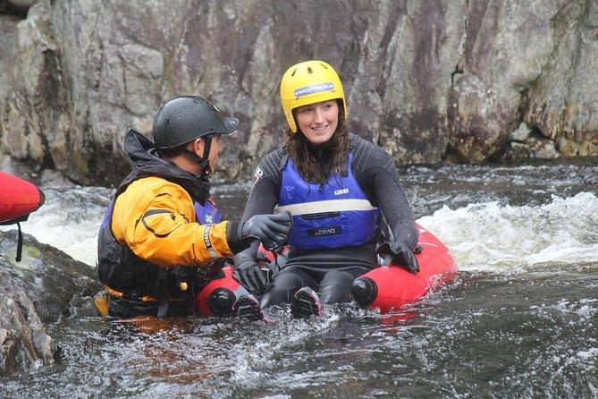 Edinburgh - River Bugging on the River Tummel Half-Day with transport