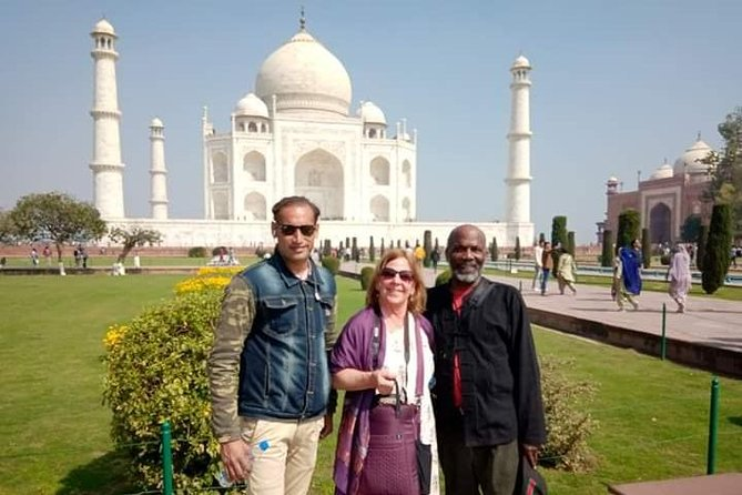 Private Golden Triangle Tour with Ranthambore from Delhi
