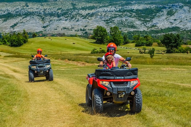 ATV Family tour with BBQ from Split 2019