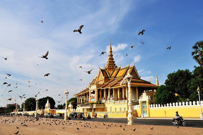 Phnom Penh city tour full day (Private tour)