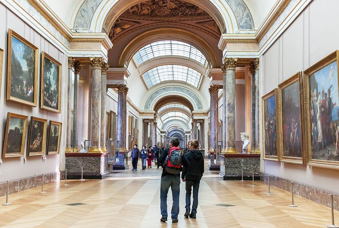Excursão guiada pelo Museu do Louvre de Paris com evite as filas