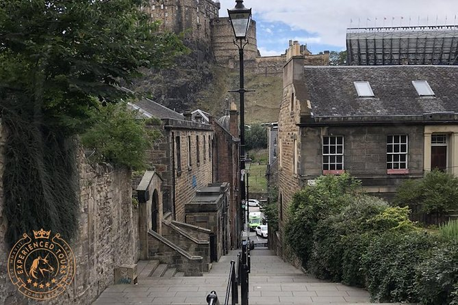 Edinburgh Full-Day Guided Private Tour in a Premium Minivan, Edimburgo, ESCOCIA