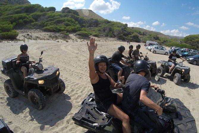 Quad Offroad Tour Cala Millor / Mallorca- Passenger FREE