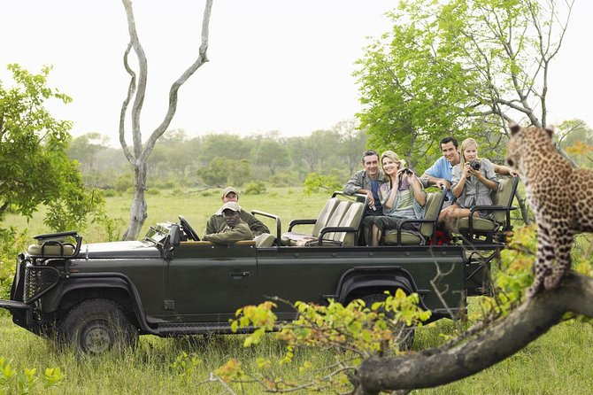 3-Day Kruger Park Tour from Johannesburg
