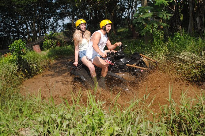 Bali ATV Include Transport & Bufet Lunch
