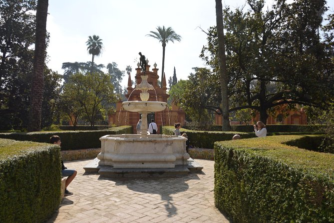 Seville Alcazar: skip the line private tour photo 7