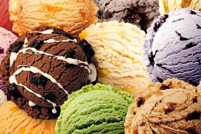 Ice Cream Making Course (3 Hours)