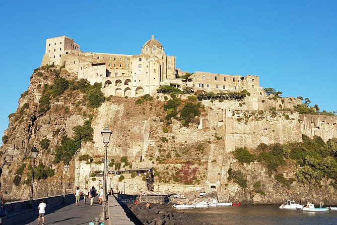 Ischia Food Tastings & Sightseeing: Private Day Trip from Sorrento Port