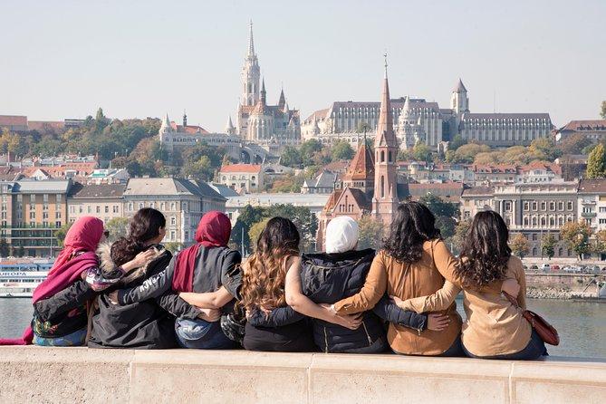 Budapest Grand City Tour with Parliament Visit
