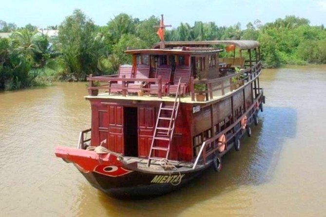 Mien Tay Sampan Private Cruise 2 days 1 night
