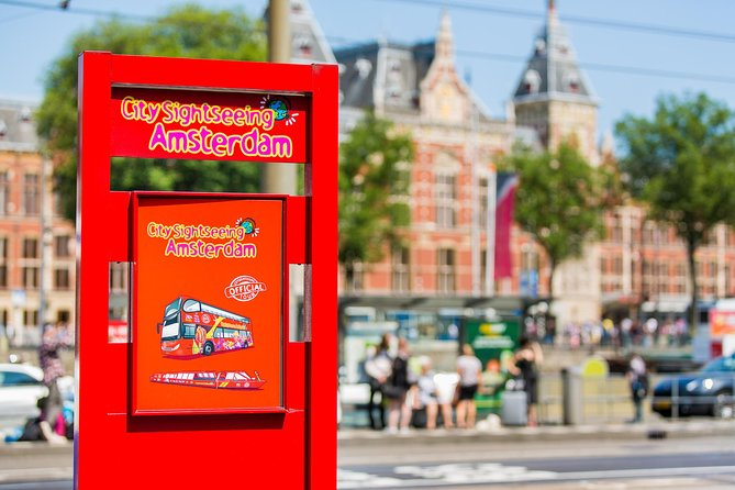 Amsterdam Super Saver: Van Gogh Museum & City Sightseeing Hop-On Hop-Off Bus photo 3