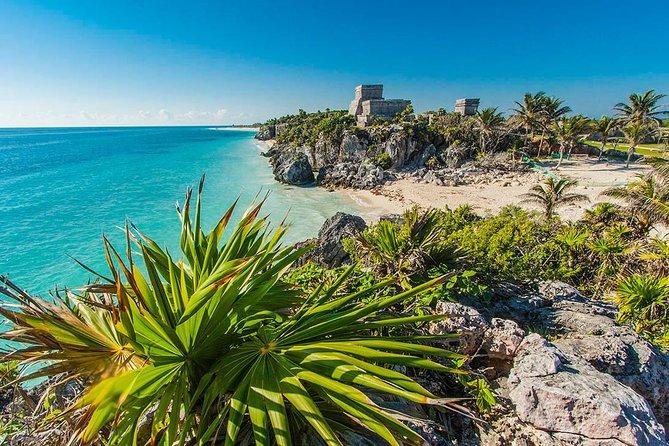 Diamond Tour 4x1 Tulum, Coba, Playa del carmen and Cenote