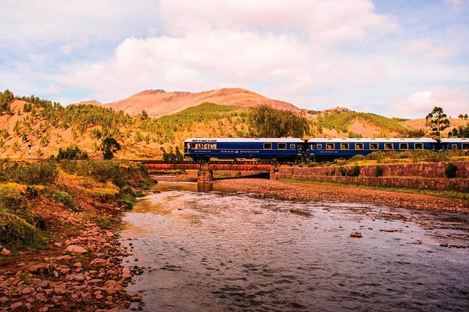 Tren de lujo Hiram Bingham a Machu Picchu, Cusco, PERU