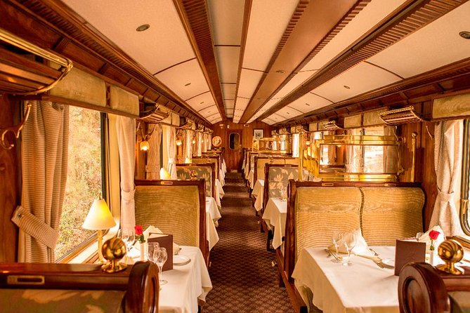 Hiram Bingham Luxury Train to Machu Picchu