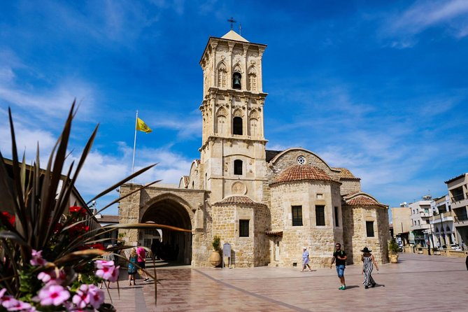 Tour of CYPRUS IN 1 DAY (Overview of the Island) from Paphos