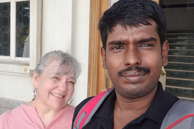 Private Mylapore trail walking tour by wonder tours