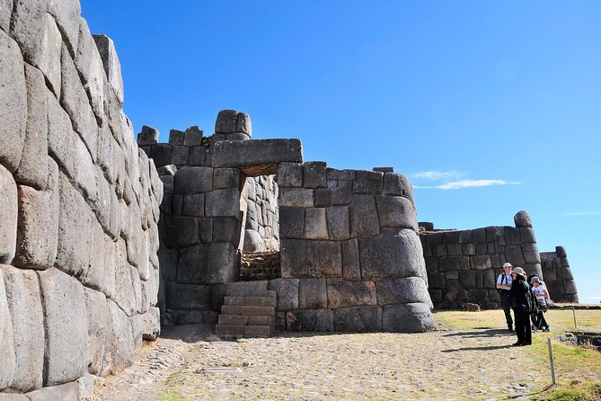 Half Day Cusco City Tour and Archeological Park of Sacsayhuaman