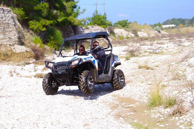 4x4 Buggy Adventures - Off-road Polaris Experience