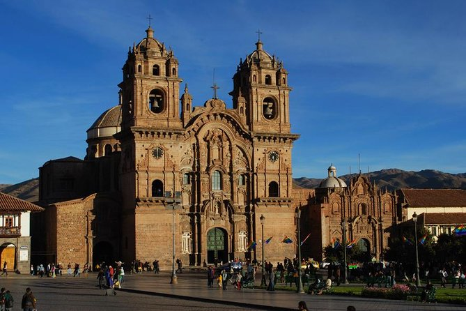 Half Day Cusco City Tour and Archeological Park of Sacsayhuaman photo 13