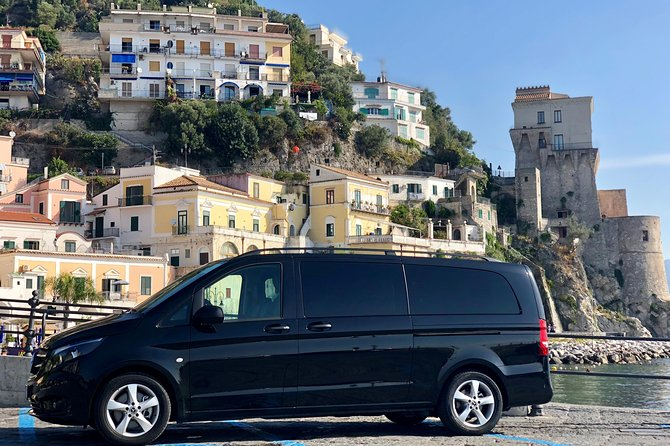 Full day excursion on the Amalfi Coast