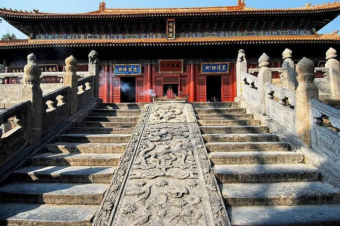 Private Tour to Zhongyue Temple, Shaolin Temple and Zen Music Ceremony from Luoyang photo 7