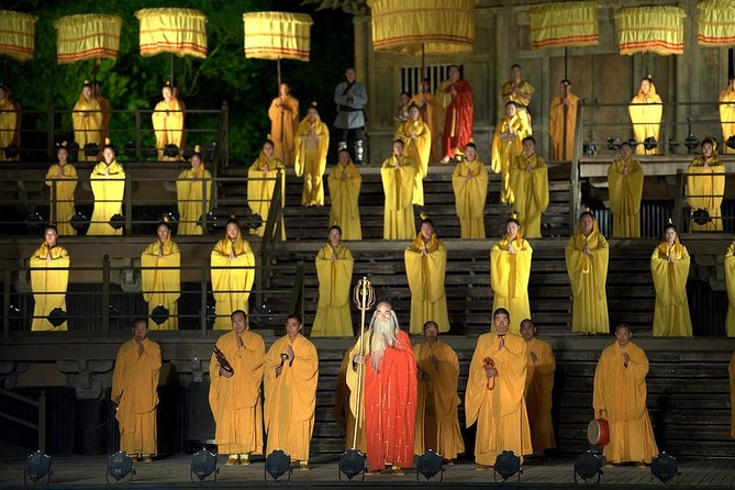 Private Tour to Zhongyue Temple, Shaolin Temple and Zen Music Ceremony from Luoyang photo 4