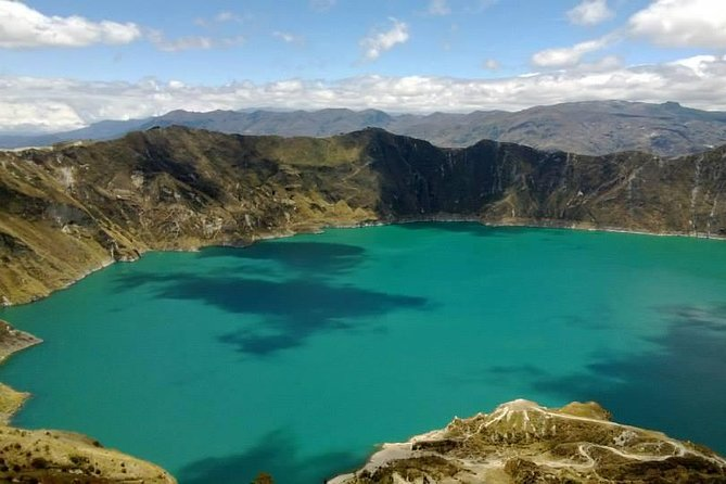 Quilotoa Volcano 1 Day Tour from Quito