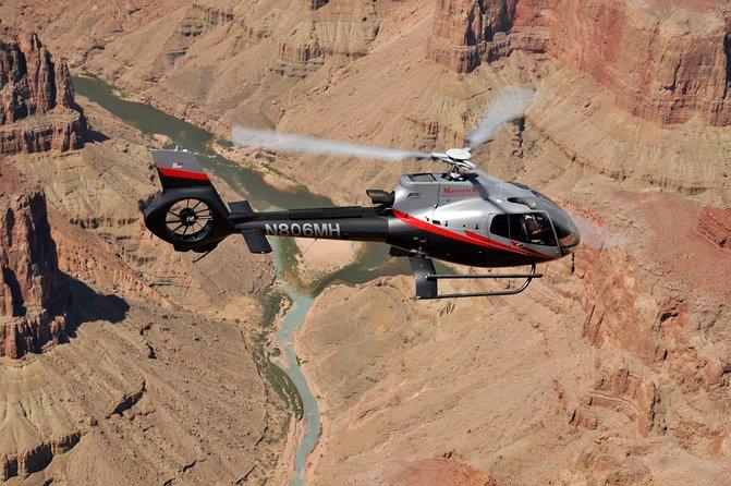 Excursión en helicóptero al Gran Cañón desde Las Vegas