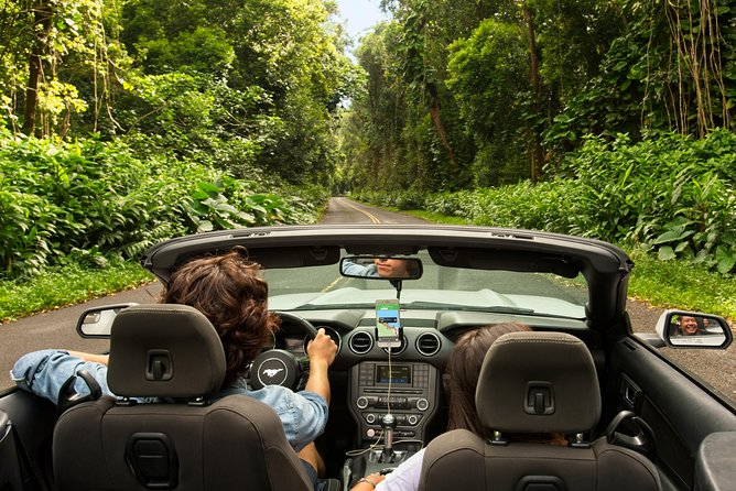 West Maui Coastline Audio Tour