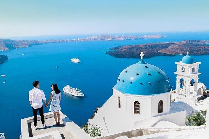 Athens - Santorini Island 7 Days