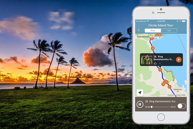 Oahu Grand Circle Island Audio Driving Tour