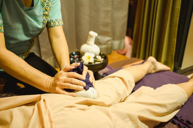Rest And Relax Massage - Rejuvenate Thai Massage With Herbal Hot Compress