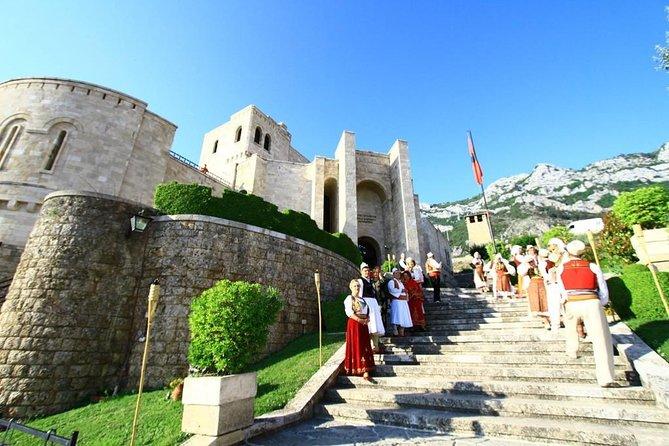 Kruja,Preza castle & Durres Tour from Tirana
