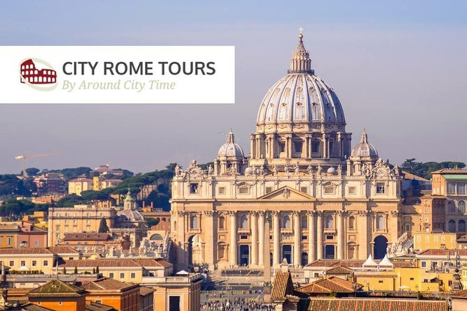 Vatican,Sistine Chapel,St.Peter's Basilica Afternoon: Semi Private Tour