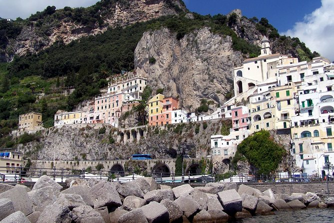 """Amalfi Coast Private Tour """"Special price"""" for Vehicle"""