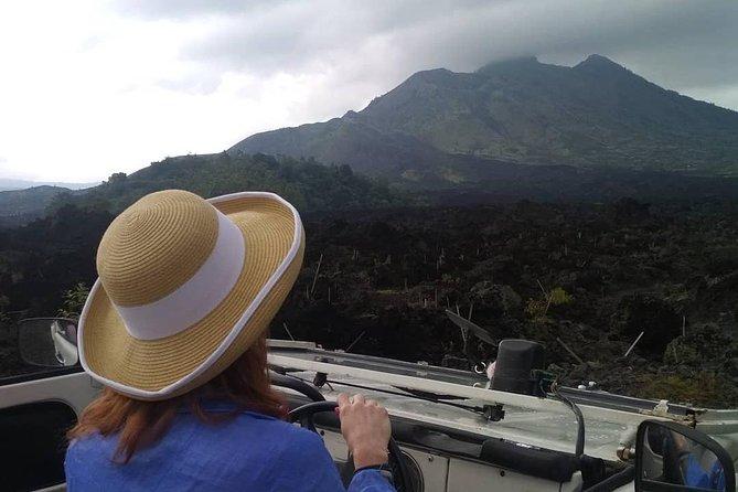 Black Lava & Batur Volcano Tour - Ubud VW Tour