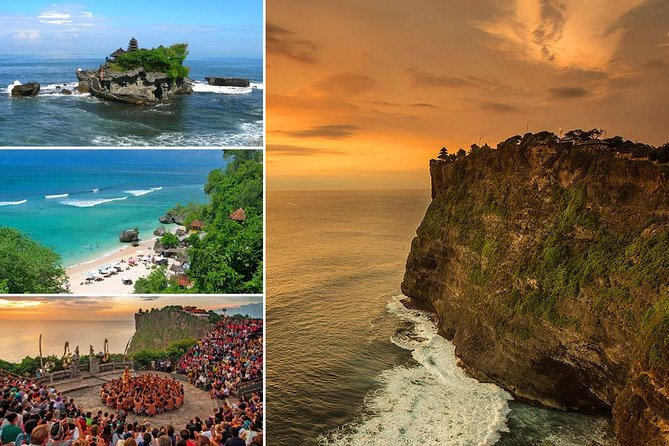 Tanah Lot and Uluwatu Temple Tour - Bali Full Day Sightseeing Tours