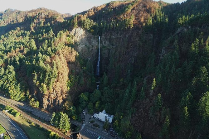 Multnomah Falls & Gorge Helicopter Tour